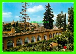 GRANADA, SPAIN - LA ALHAMBRA DÈS LES JARDINS DU GENERALIFE - EDICIONES ARRIBAS - - Granada