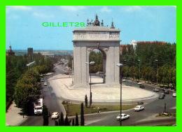 MADRID, SPAIN - ARCO DE TRIUNFP - ARC DE TRIOMPHE - CIRCULÉE EN 1947 - COLECCION PERLA - - Madrid