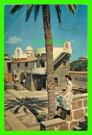 LAS PALMAS DE GRAN CANARIA - PUEBLO CANARIO - CANARY VILLAGE - TRAVEL IN 1960 - J. ARTHUR DIXON LTD - - La Palma