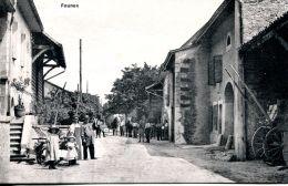 N°64458 -cpa Founex - VD Vaud