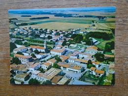 Sémussac , Vue Générale Aérienne , Le Bourg - Other Municipalities