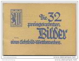Leipzig 30er Jahre - Die 32 Preisgekrönten Bilder Eines Lichtbild-Wettbewerbes - Saxe