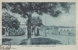 Rio Grande Do Sul - S. Maria - Rua Silva Jardim - Brasil