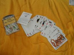 JEU DE 54 CARTES VINS DE FRANCE AVEC NOTICE. / GRIMAUD. - 54 Cards