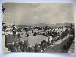 ZVOLEN - Namestie SNP - Posted 1972 - Slovakia