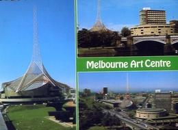 Melbourne Art Centre - Australia - Formato Grande Viaggiata – E 7 - Australia