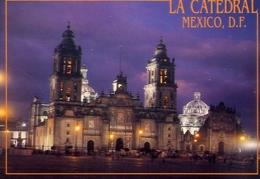 La Cattedral Mexico D.f. - Formato Grande Viaggiata – E 7 - Messico