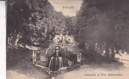FRASCATI. CASTELLE DI VILLA ALDOBRANDINI. CIRCA 1900's UNUSED- BLEUP - Italia