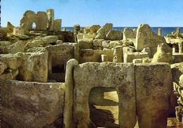 Malta - Hagar Oim - Formato Grande Non Viaggiata – E 7 - Malta