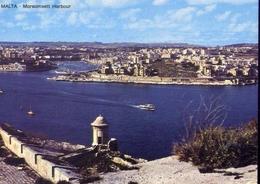 Malta - Morsamxett Harbour - Formato Grande Non Viaggiata – E 7 - Malta