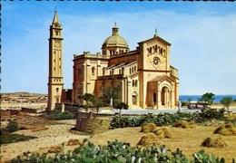 Malta - Ta Pinu Sanctuary - Gozo - Formato Grande Non Viaggiata – E 7 - Malta