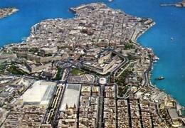 Malta - Valletta And Floriana Granaries - Formato Grande Non Viaggiata – E 7 - Malta
