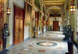 Malta - Velletta A Corridor At Govenor's Palace - Formato Grande Non Viaggiata – E 7 - Malta