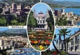 Monaco - Monte Carlo - 1-448 - Formato Grande Viaggiata – E 7 - Monte-Carlo