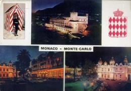Monaco - Monte Carlo - 77 - Formato Grande Viaggiata – E 7 - Monte-Carlo