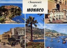 Souvenir De Monaco - Formato Grande Viaggiata – E 7 - Monaco