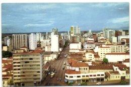 Campinas - Vista Parcial Do Centro - São Paulo