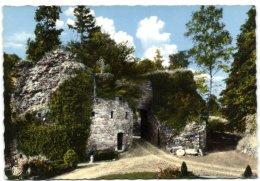 Salmchateau S/Salm - Intérieur De L'enceinte Du Château-fort Des Comtes De Salm - La Vieille Prison - Vielsalm