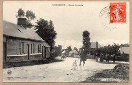76 - RICHEMONT - ROUTE D'AUMALE - ANIMEE - 1909 - Francia
