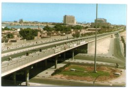 Ras Abu Abbound Bridge - Qatar