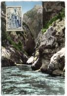 Gorges Du Verdon - Le Grand Canon Le Couloir De Samson - Provence-Alpes-Côte D'Azur