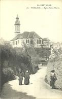 MORLAIX  -  église Saint-Martin                                     -- ELD 78 - Morlaix