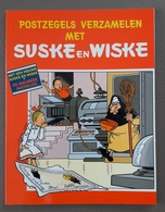 Postzegels Verzamelen Met Suske En Wiske - De Macabere Macrailles - VZW Pro-Post 1993 - Suske & Wiske