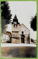 CPSM 95 LA FRETTE - L' EGLISE ° Cliché Herblay Photo - La Frette-sur-Seine