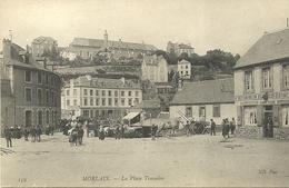 MORLAIX  - .. La Place Traoulen                              -- ND 159 - Morlaix