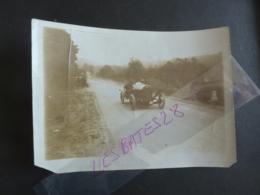 PHOTOGRAPHIE Photos Photo-Originale  SPORT Course Automobile  Launay Sur Voiture S.C.AP. 1913 A GAILLON Glas 4 - Autographes