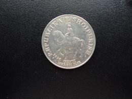 ALBANIE : 50 LEKE   1996   KM 79     SUP - Albania