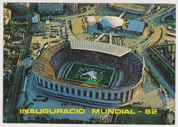 [533] Estadio F.C. BARCELONA.Inaugur. Mundial-82- Stadio, Stade, Stadium, Stadion.- Football, Fútbol, Calcio, Fußball. - Lérida