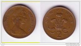 ##7, Grande-Bretagne, Great-Britain, 1980 - 1971-… : Monnaies Décimales