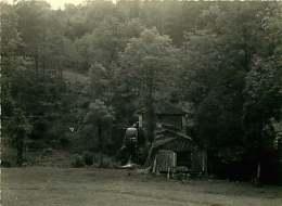 040918 - PHOTO 1960 - 71 Entre CHAUFFAILLES Et LA CLAYETTE Un Moulin à Eau Roue - Other Municipalities