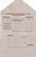 Rare Lettre Correspondance Des Prisonniers De Guerre Vierge - 1939-45