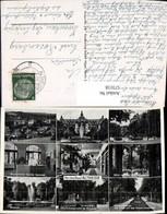 573118,Mehrbild Ak Polanica-Zdroj Altheide Kurhaus Kurpark Totale - Polen