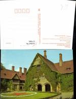 577685,Potsdam Schloss Cecilienhof Innenhof - Deutschland
