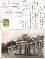 576510,Potsdam Schloss Sanssouci - Deutschland