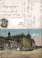 576544,Sanssouci Neues Palais - Deutschland