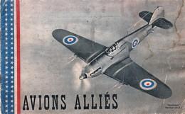 Rare Livret Sur Les Avions Alliés 1944 - 1939-45