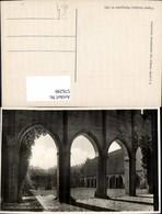 576298,Kloster Chorin Durchblick M. D. Wirtschaftshof - Deutschland