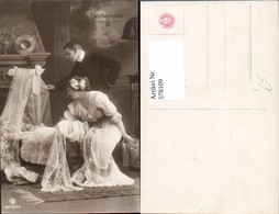578109,Liebe Paar Verheiratet Kind I. Wiege Pub RPH SBW 5019/20 - Paare