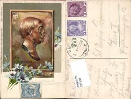 577538,Lithographie Otto Von Bismarck Pub Verein Südmark - Politische Und Militärische Männer