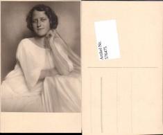 576475,Foto-AK Frau Portrait Frauen Mädchen Erotik Risque - Frauen