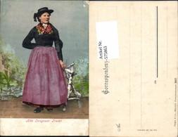 575863,Volkstypen Typen Lungau Tamsweg Alte Lungauer Tracht Pub Purger Co. 2527 - Trachten