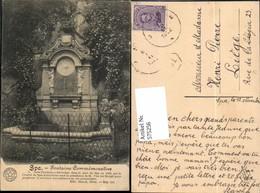 575256,Belgium Spa Fontaine Commemorative Brunnen - Ohne Zuordnung