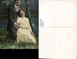 578114,Liebe Paar Händchenhalten Mondschein - Paare