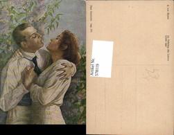 578119,Künstler Ak A. Von Riesen Im Frühling Des Lebens Liebe Paar - Paare