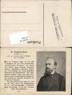 577554,Dr. Friedrich Maier Prof. Stuttgart Tübingen Stp. Ulmerfeld - Künstler