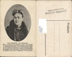 577539,Elisabeth Von Pribytkoff Rebus Schrift Stp. Ulmerfeld Hausmening Reider Johann - Persönlichkeiten